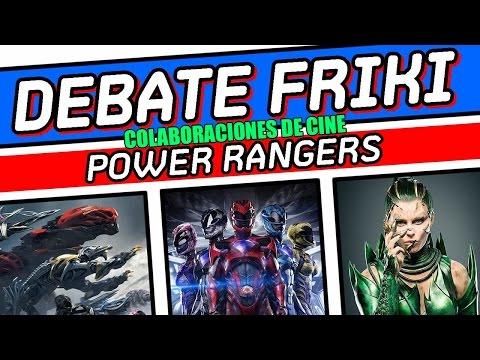 Power Rangers 2017 - DEBATE - CRÍTICA - OPINIÓN - Dean Israelite - Rita Repulsa