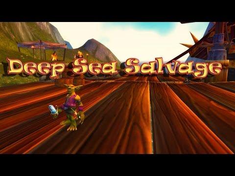 Deep Sea Salvage / Поиски на глубине