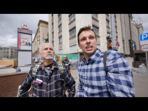 """Removal of Wires Under The Ground In Moscow. """"Real Russia"""" Vlog 9"""