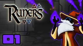 Squashing Skeletons - Let's Play Runers - Part 1