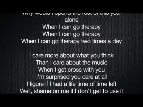 Therapy by Mary J Blige [FULL SONG LYRICS]