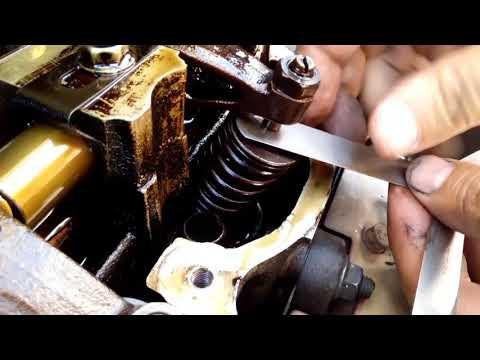 Cómo Calibrar válvulas del motor