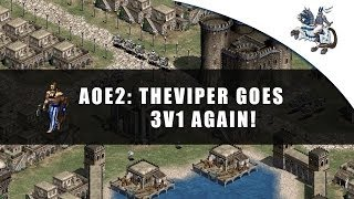 TheViper 3v1 Once Again!