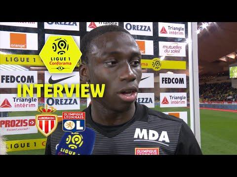 Interview de fin de match : AS Monaco - Olympique Lyonnais (3-2) / 2017-18