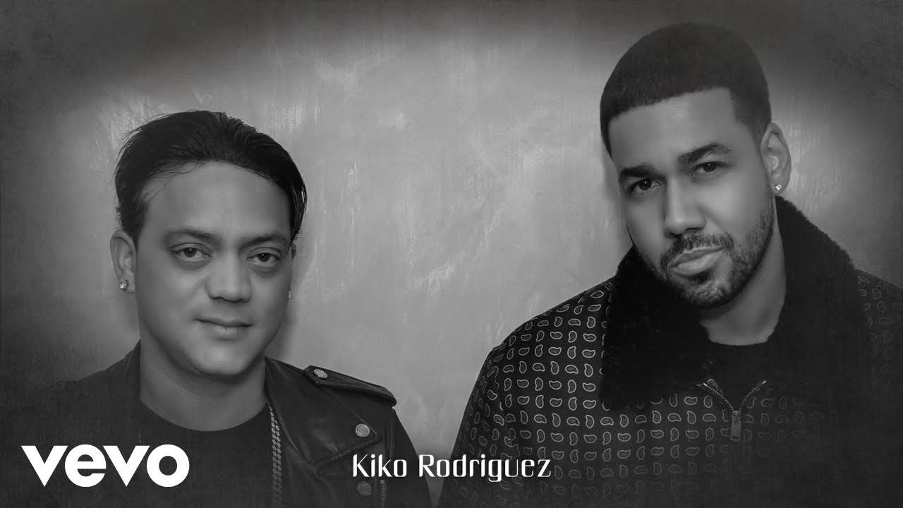 Romeo Santos, Kiko Rodriguez - El Beso Que No Le Di (Audio) 2019