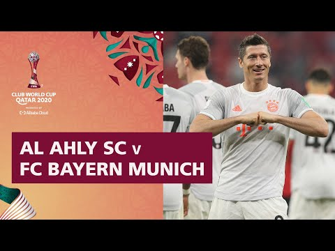 Al Ahly v Bayern Munich | FIFA Club World Cup Qatar 2020 | Match Highlights
