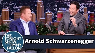 Jimmy Tries to Guess Arnold Schwarzenegger