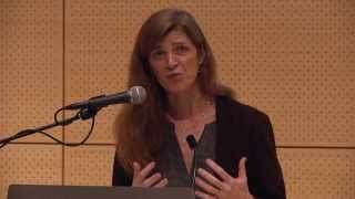 2014 | Samantha Power: Protecting Scholars and the Right to Free Inquiry | The New School |