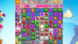 Candy Crush Saga Level 1228  Score 180 200 by  Funny❣