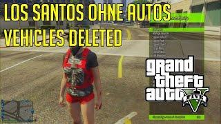 [GTA5/PS3] LOS SANTOS OHNE AUTOS - VEHICLES DELETED !!!