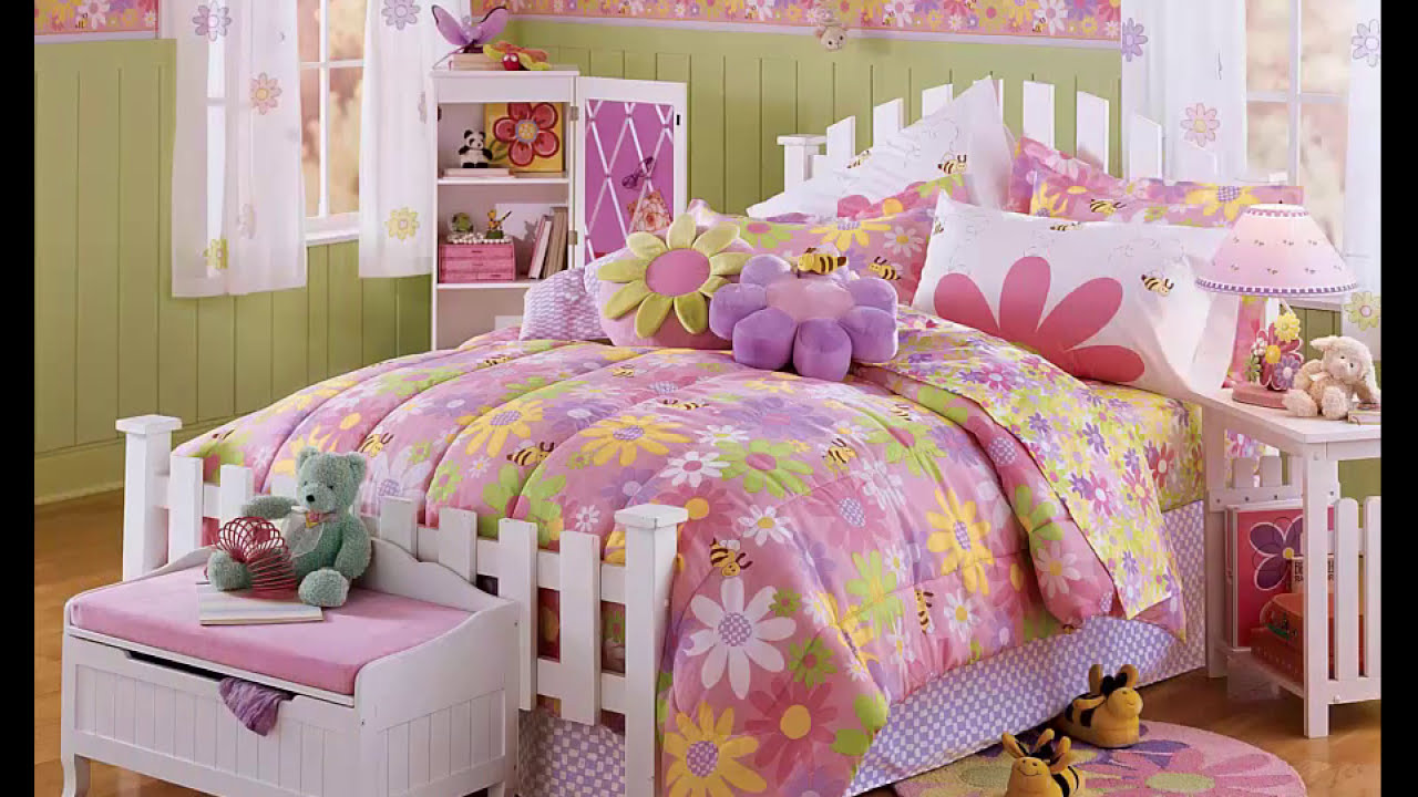 Cute Girl Bedrooms Cute Bedroom Design Ideas For Cute Girl  Youtube
