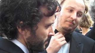 """Oscars 2012 Red Carpet: Bret McKenzie, """"The Muppets"""" Songwriter"""