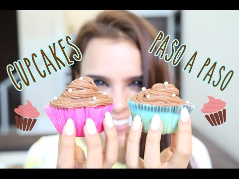 HAZ LOS MEJORES CUPCAKES DEL MUNDO ♥ - Yuya from YouTube · Duration:  7 minutes 56 seconds