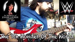 """Chyna """"Who I Am"""" WWE theme guitar cover"""