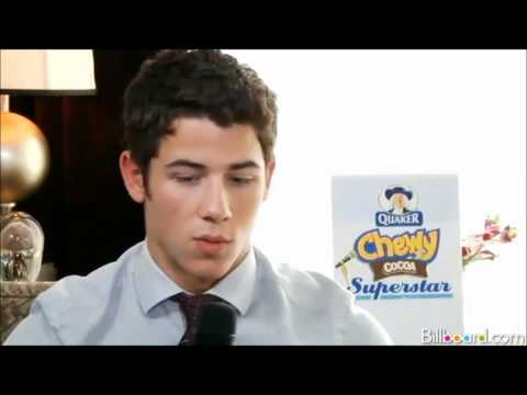 Billboard Live Q&A Chat With Nick Jonas - June 8th, 2011 (Full)