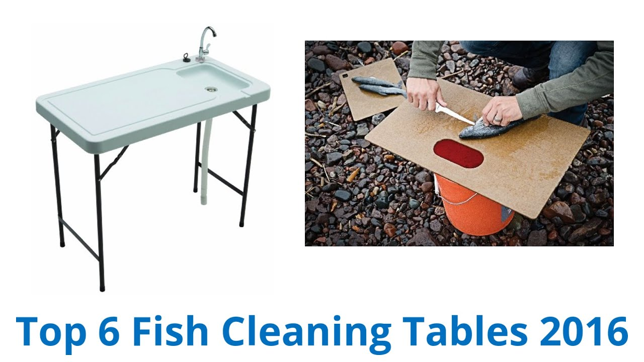 6 Best Fish Cleaning Tables 2016   YouTube