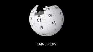CMNS 253W Final Assignment