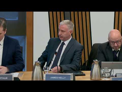 James Kelly  asks Derek Mackay why he wants to cut the tax paid by people earning over £100k