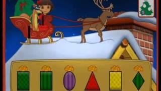 ☛☛ Dora l'exploratrice en français - Dora et l'esprit de Noël 2015 ☚☚
