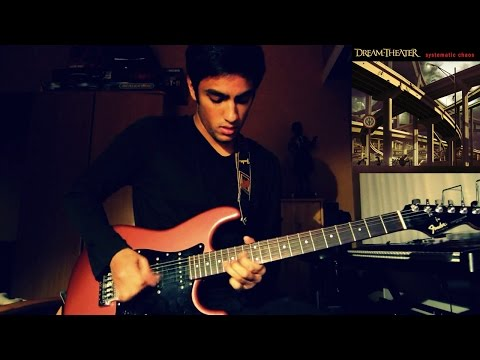 Repentance Cover: Solo - Dream Theater by S. Kuppens