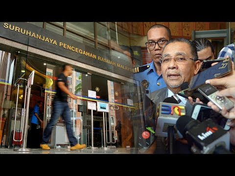 Isa Samad's full statement after MACC's query
