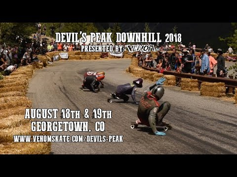 DEVIL'S PEAK DOWNHILL 2018