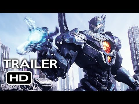 Pacific Rim 2: Uprising Official Trailer #2 (2018) John Boyega Sci-Fi Action Movie HD