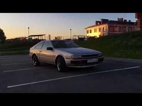 Nissan Gazelle, дорога, телефон, видео, ленивый обзор