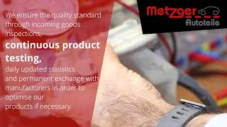 INTERNAL QUALITY-MANAGEMENT / Metzger Carparts Germany