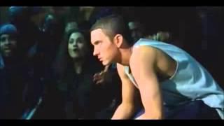 Bootleg Kavinsky - Nightcall vs Eminem (8 mile final battle)