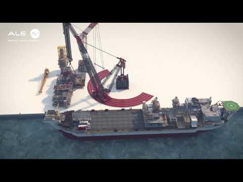 SK10,000 crane - world's largest capacity land-based crane