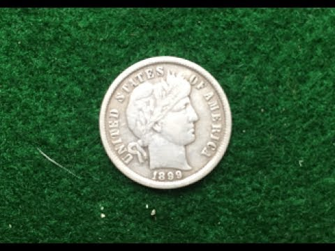 The Old Cart Road Produces Again - 1800s Silver Coin