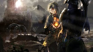 Dark Souls 3. Маг. Тёмный храм огня. Глаза Хранительницы