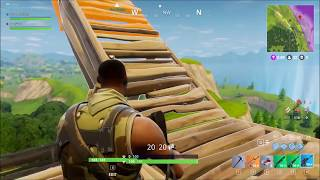 Fortnite BR Duo with my gay friend - Stairway to Heaven