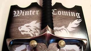 Longclaw sword of Jon Snow (HD)