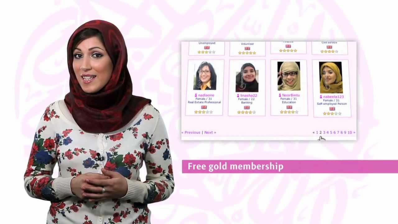 Single muslim free gold membership