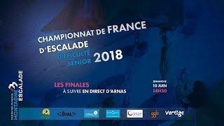 Championnat de france de difficulté 2018 - finales - arnas