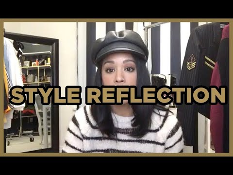 Live with Lauren: Style Reflection