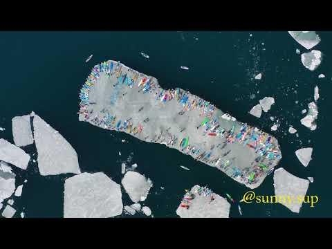 Угон льдины Владивосток 2020