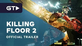 Killing Floor 2 - Official Yuletide Horror Update Trailer