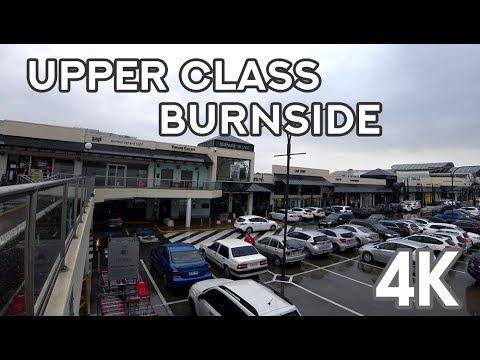 【4K UHD BEAUTIFUL ADELAIDE AUSTRALIA】Upper Class Suburb BURNSIDE , Schools And Penfolds Winery