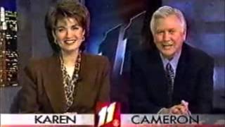 KTVT 11 News at 10:00 Talent Open (1998)