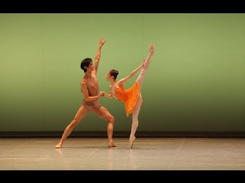 Arabesque 2012 | Ki Min Kim, Gay Eon Jung | Esmeralda