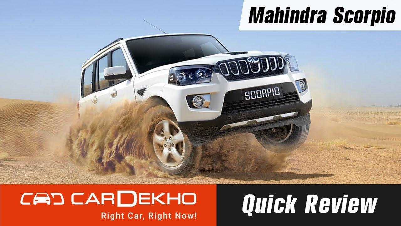 Mahindra Scorpio Price in New Delhi - View 2019 On Road Price of Scorpio