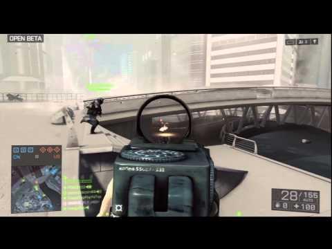 Battlefield 4 122 Kill Obliteration Gameplay