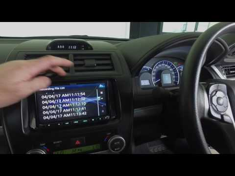 Review Kenwood DRV-N520 Dash Camera Driver Recorder With ADAS