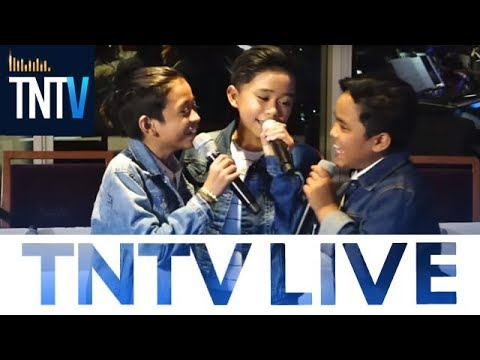 TNTV Live: TNT Boys - Flashlight | TNT Records Grand Launch