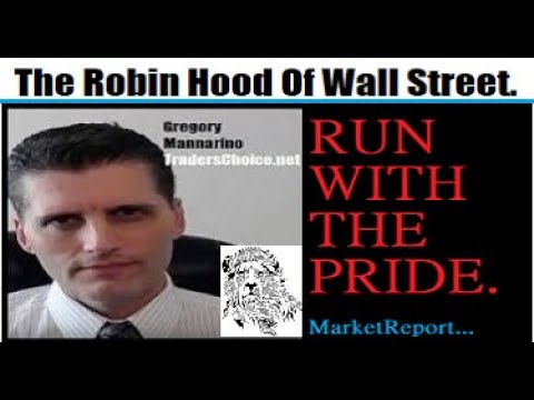 IMPORTANT MARKET UPDATES! Crude, Bitcoin, The Fed  MORE.. Mannarino 1
