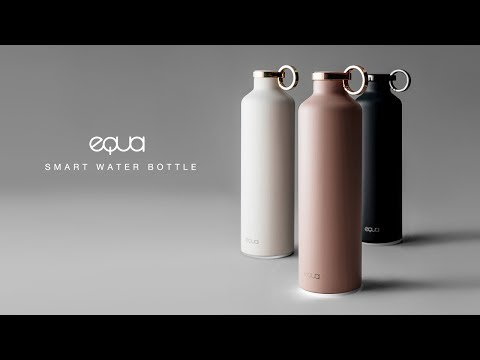 hqdefault - EQUA Smart Water Bottle: a hydration habit builder that glows when its time to take a sip of water