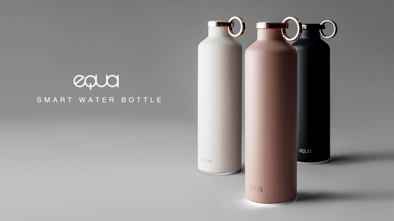 equa bpa free reusable water bottle